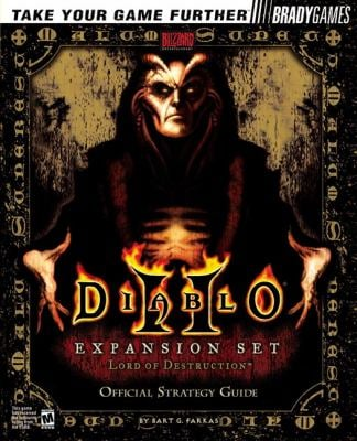 Diablo II: Lord of Destruction Official Strategy Guide 9780744000658