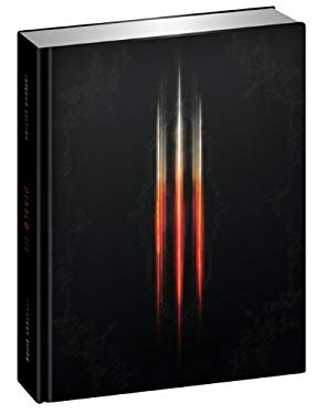 Diablo III Limited Edition Strategy Guide 9780744013566