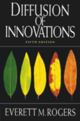 Diffusion of Innovations, 5th Edition 9780743222099