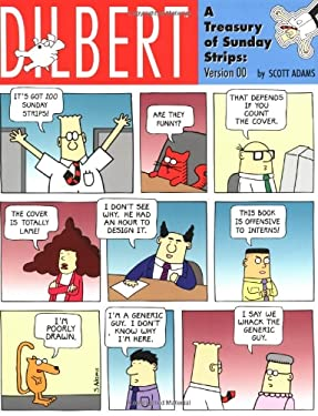 Dilbert - A Treasury of Sunday Strips: Version 00: A Dilbert Book 9780740705311