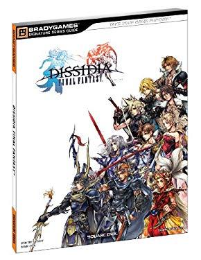 Dissidia Final Fantasy 9780744011425