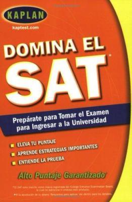 Domina El SAT 9780743261050