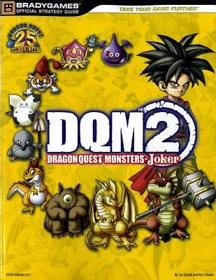 Dragon Quest Monsters: Joker 2 Official Strategy Guide 9780744013320