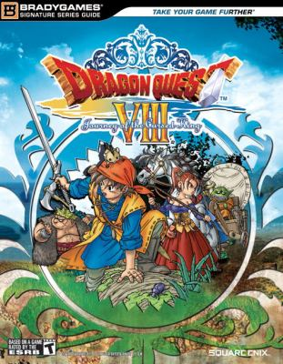 Dragon Quest VIII: Journey of the Cursed King Official Strategy Guide 9780744005837