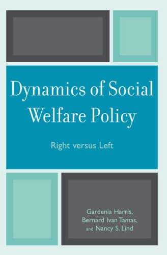 Dynamics of Social Welfare Policy: Right Versus Left 9780742559509