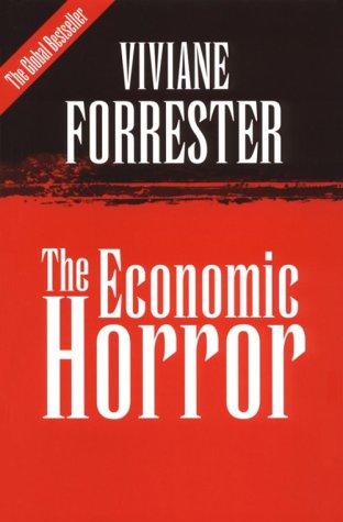 Economic Horror 9780745619941