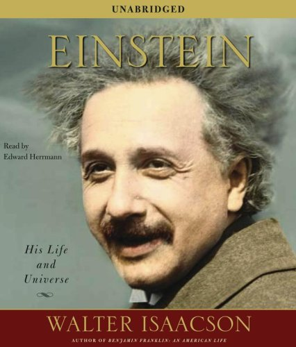 Einstein: His Life and Universe 9780743561389