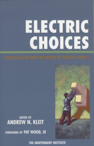 Electric Choices: Deregulation and the Future of Electric Power 9780742548763