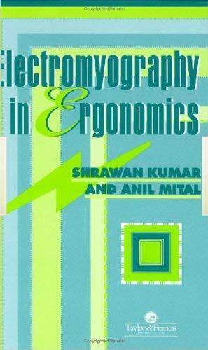 Electromyography in Ergonomics 9780748401307