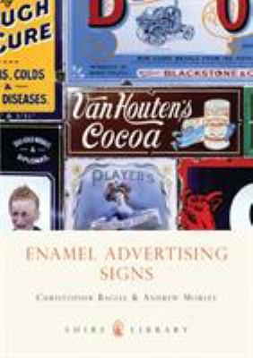Enamel Advertising Signs 9780747805106