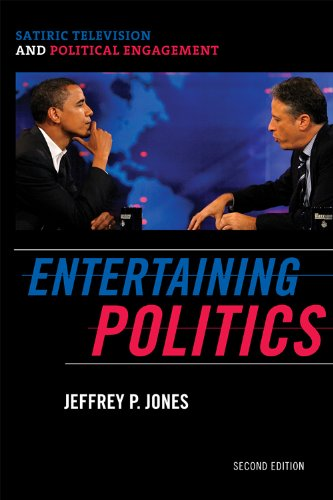 Entertaining Politics: Satiric Television and Political Engagement 9780742565289