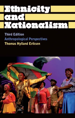 Ethnicity and Nationalism: Anthropological Perspectives 9780745330426