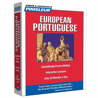 Portuguese (European), Compact: Learn to Speak and Understand European Portuguese with Pimsleur Language Programs 9780743550666