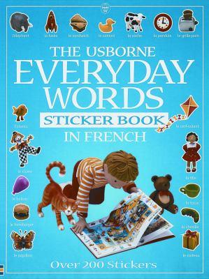 Everyday Words Sticker Book 9780746042373