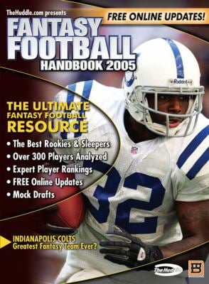 Fantasy Football Handbook 9780744005431