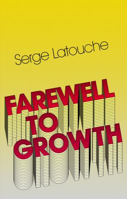Farewell to Growth 9780745646176