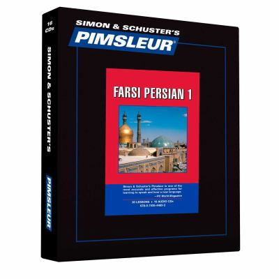 Farsi Persian, Comprehensive: Learn to Speak and Understand Farsi Persian with Pimsleur Language Programs 9780743544832