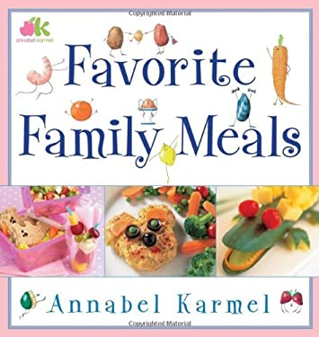 Favorite Family Meals 9780743275187