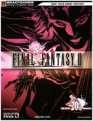 Final Fantasy II: Covers PlayStation Portable 9780744009422