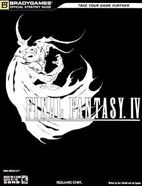 Final Fantasy IV 9780744010381