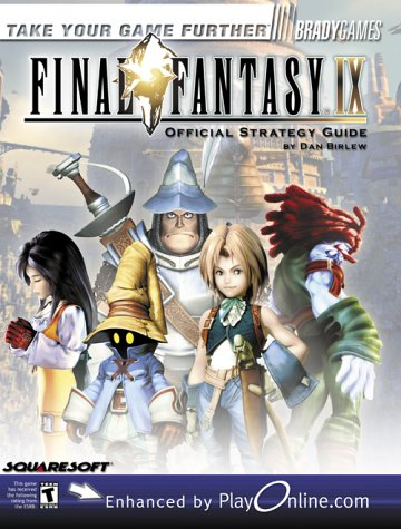 Final Fantasy IX: Offical Strategy Guide 9780744000412