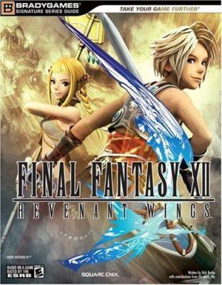 Final Fantasy XII: Revenant Wings 9780744009804