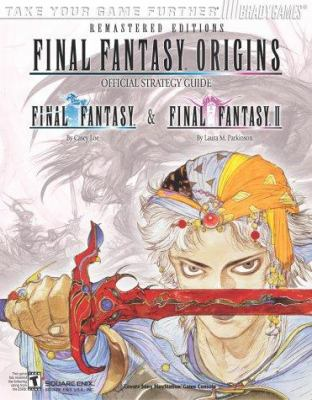 Final Fantasya Origins Official Strategy Guide 9780744002539