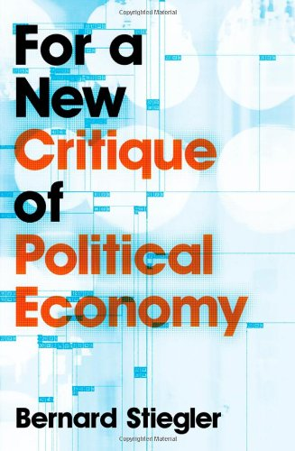 For a New Critique of Political Economy 9780745648040