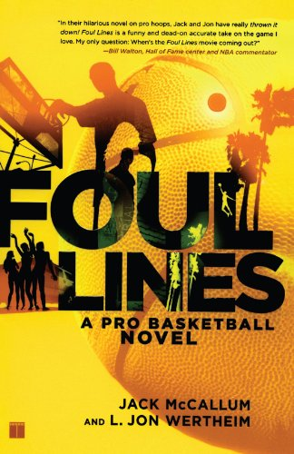 Foul Lines: A Pro Basketball Novel 9780743286503