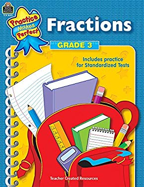 Fractions, Grade 3 9780743986014