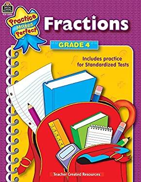 Fractions Grade 4 9780743933254