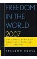 Freedom in the World: The Annual Survey of Political Rights and Civil Liberties 9780742558960