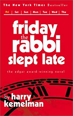 Friday the Rabbi Slept Late 9780743434874