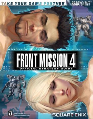 Front Missiona 4 Official Strategy Guide 9780744003895