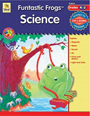 Funtastic Frogs Science Activities 9780742427693