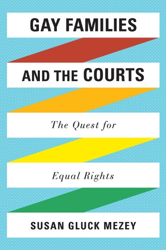 Gay Families and the Courts: The Quest for Equal Rights 9780742562196