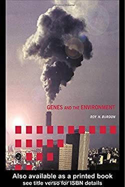 Genes and the Environment 9780748408269