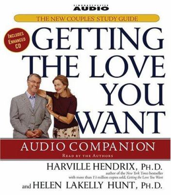 Getting the Love You Want Audio Companion: The New Couples' Study Guide 9780743538084