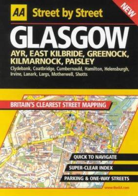 Glasgow: Ayr, East Kilbride, Greenock, Kilmarnock, Paisley 9780749527594