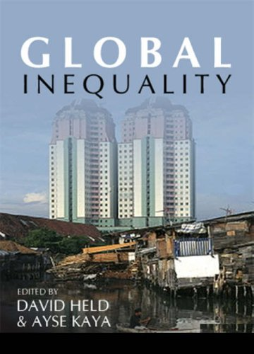 Global Inequality: Patterns and Explanations 9780745638867