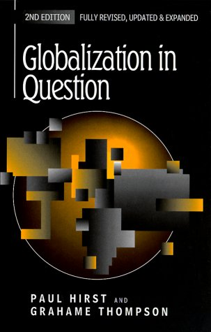 Globalization in Question: The International Economy and the Possibilities of Governance 9780745621647