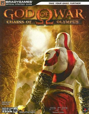 God of War: Chains of Olympus 9780744009996