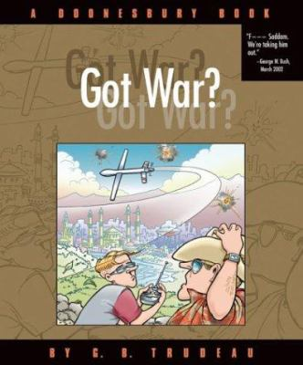 Got War? 9780740738173