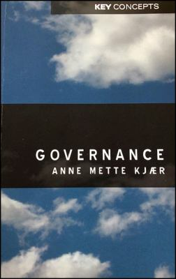 Governance 9780745629797
