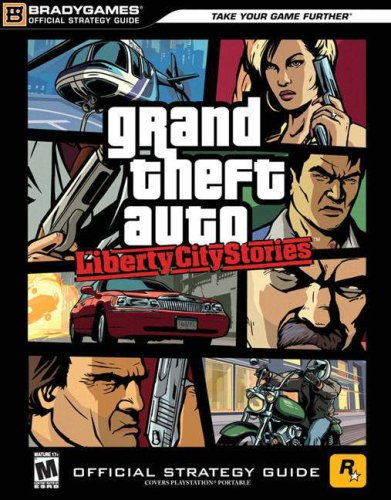 Grand Theft Auto: Liberty City Stories 9780744005462