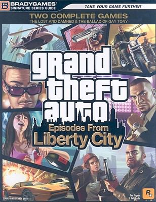 Grand Theft Auto: Episodes from Liberty City 9780744011746