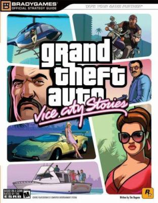 Grand Theft Auto: Vice City Stories 9780744009163