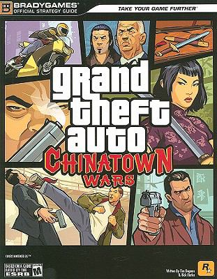 Grand Theft Auto Chinatown Wars 9780744010954