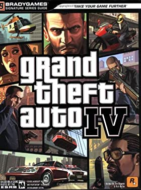 Grand Theft Auto IV [With Fold-Out Map] 9780744009330