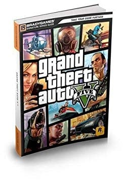 Grand Theft Auto V Signature Series Strategy Guide 9780744014679